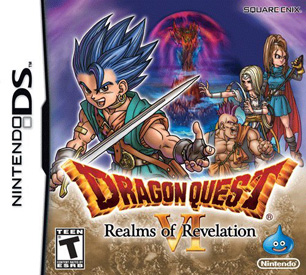 Dragon Quest VI DS USA North America