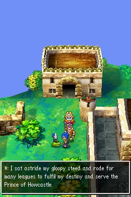 Dragon Quest VI Walkthrough 2 Wiki Vocation Wikia