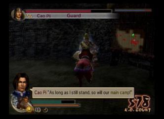 DW5 Cao Pi Hanshui