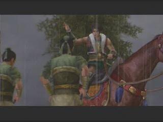 Dynasty Warriors 6 fan castle