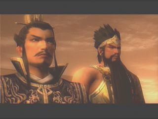 Dynasty Warriors 6 Guanyu Cao Cao