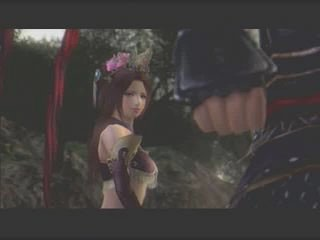 dynasty warriors 6 lu bu