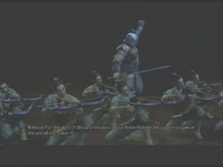 Dynasty Warriors 6 Wang Ping ambush