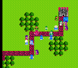 Dragon Warrior III 3 Brecconary