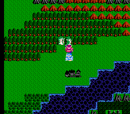Dragon Warrior III Tantegel