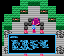 Dragon Warrior III Zoma
