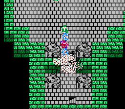 Dragon Warrior III Enticement Cave