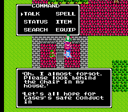 Dragon Warrior III 3 Merchant