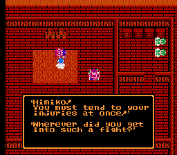 Dragon Warrior III Himiko