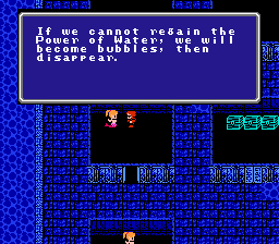 Final Fantasy I Bubbles