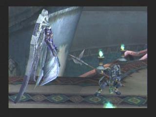 Final Fantasy X 10 Seymour Kimahri