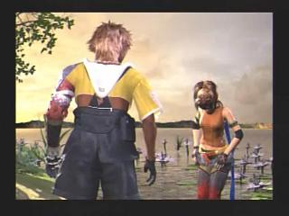 Final Fantasy X 10 Rikku Tidus Moonflow