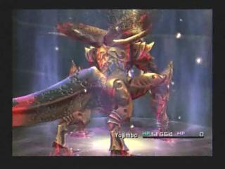 Final Fantasy X 10 Nemesis Calm Lands