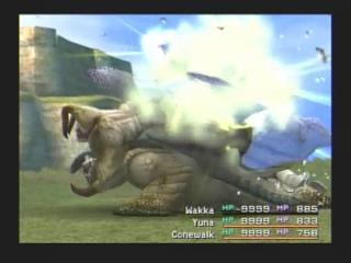 Final Fantasy X 10 Calm Lands Neslug