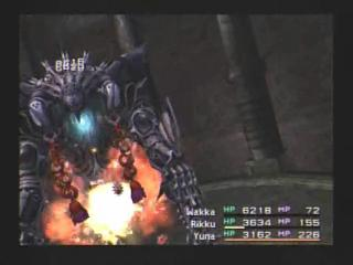 Final Fantasy X 10 Omega Weapon
