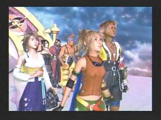 Final Fantasy X 10 Overdrive Bevelle Sin