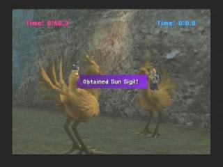 Final Fantasy X 10 Sun Sigil Calm Lands