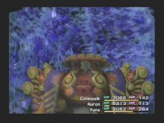 Final Fantasy X 10 Yojimbe Aeon