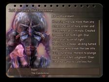 Final Fantasy XII 12 Zeromus Condemner