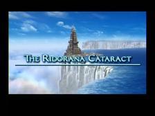 Final Fantasy 12 Ridorana Cataract FFXII