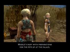 FF12 Vaan Penelo in Giza Plains