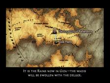 FF12 Ozmone Giza Plains World Map Jahara