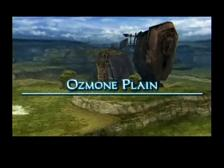 Final Fantasy XII Ozmone Plains World Map