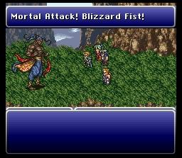 Mortal Attack
