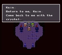 Final Fantasy IV 4 Kain