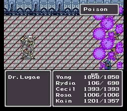 Final Fantasy IV Lugae