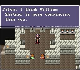 Final Fantasy IV Palom Porom