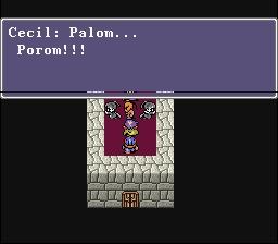 Final Fantasy IV 4 Stone