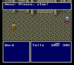 Final Fantasy IV bard