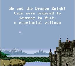 Final Fantasy IV 4 Cain Kain