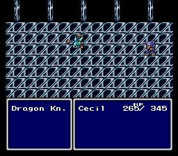 Final Fantasy IV Kain Cain