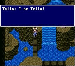 Final Fantasy IV 4 Tella