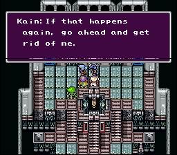 Final Fantasy IV 4 Kain Edge