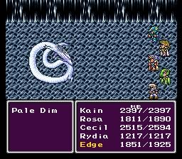 Final Fantasy IV PaleDim Murasame