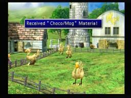 Final Fantasy VII Choco Mog