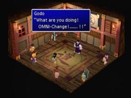 Final Fantasy VII Godo