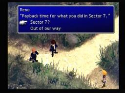 Final Fantasy VII Gongaga