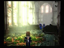 Final Fantasy VII Reno