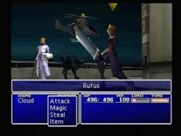 Final Fantasy Rufus