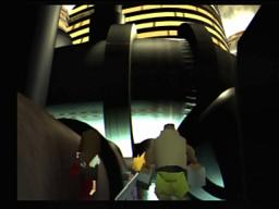 Final Fantasy VII Shinra Tower