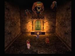 Final Fantasy VII Temple of Ancients
