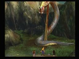 Final Fantasy VII Midgar Zolom
