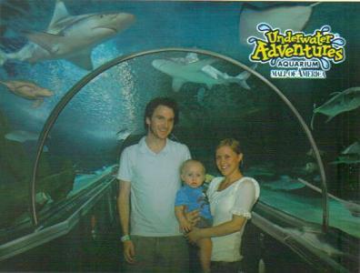 Underwater Aquarium Mall Of America Bloomington Mn