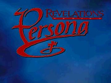 Revelation's Persona