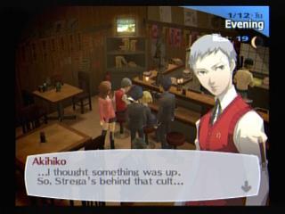 Persona 3 III Takaya Cult