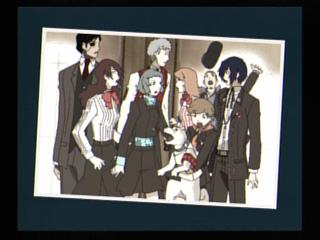 Persona 3 Group picture